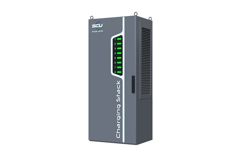 power unit of EV charging stack